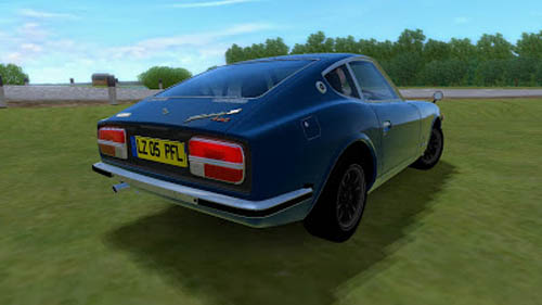 Photo of Nissan Fairlady Z 432 – 1.2.5