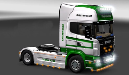 Photo of Scania R730 Skin