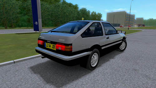 Photo of Toyota Corolla Trueno AE86 – 1.2.5