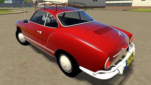 Photo of VW Karmann Ghia  1.2.4