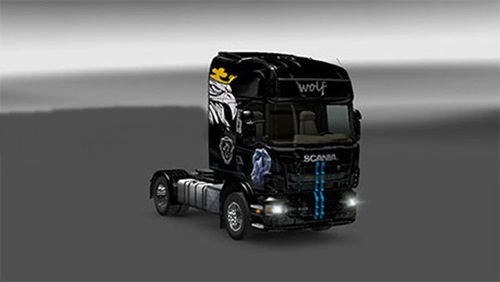 Wolf-skin-for-Scania
