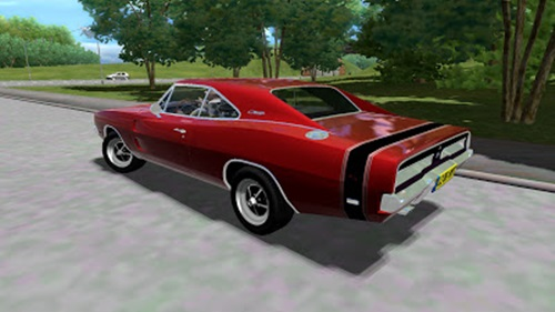 Photo of Dodge Charger R-T-SE 1969 – 1.3