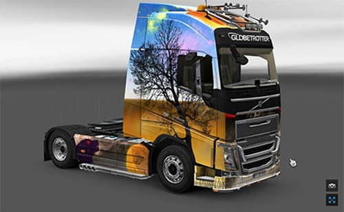 Photo of Volvo ispirto Skin