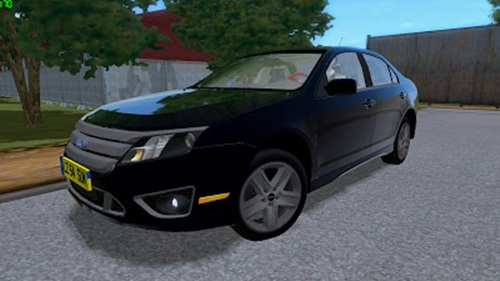 Photo of Ford FUSION 2010 – 1.2.2