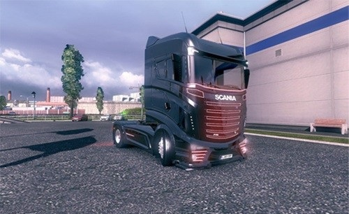 Photo of Scania R1000
