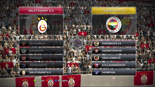 Photo of Pes 2014 Süperlig Yaması