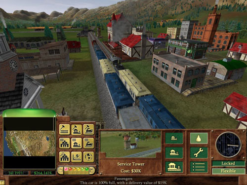 Photo of Rail Road Tycoon 3 İncelemesi