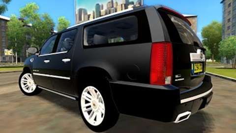 Photo of Cadillac Escalade ESV – 1.3