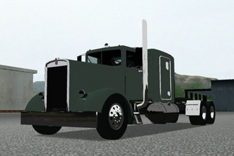 Photo of Kenworth 524 Amerikan Tırı