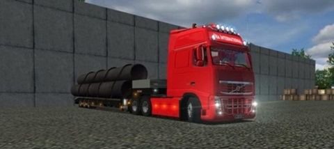 Photo of Volvo FH16 XXL