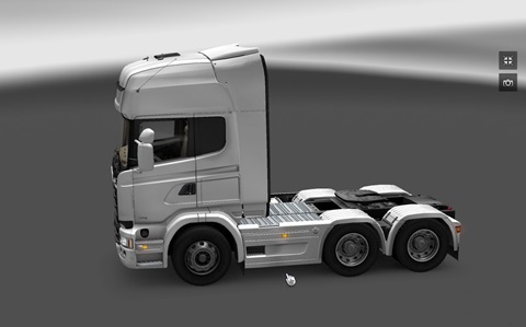 Photo of Scania Streamline 6×2 & 6×4 Şase