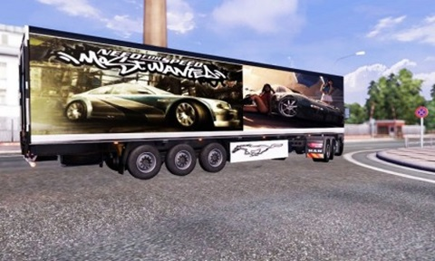 Photo of Need For Speed Transport Dorse Skini