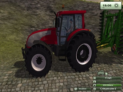Photo of Valtra T 190