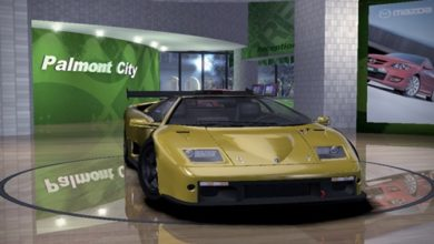 Photo of Lamborghini Diablo GTR (Carbon)