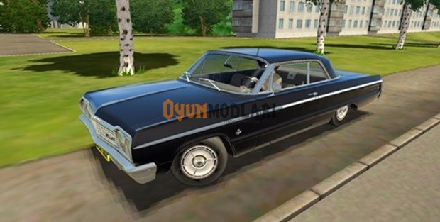 Photo of Chevrolet Impala SS 1964 – 1.3.3 City Car Driving