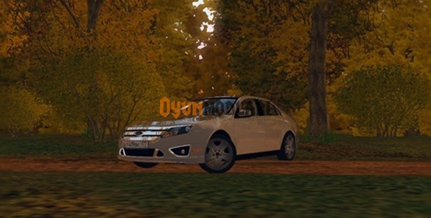 Photo of Ford Fusion 1.3.1 City Car Driving