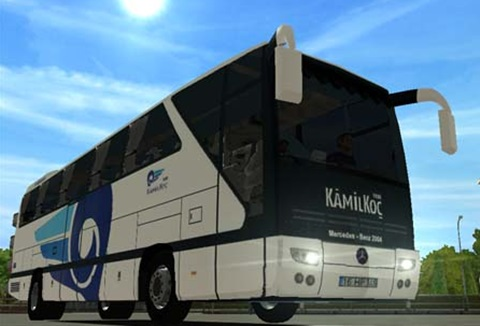 Photo of Mercedes Benz 0403 Kamil KOC Otobüs Yaması