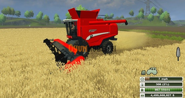 Photo of Laverda ML 800 Farming Simulator 2013