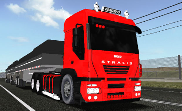Photo of Iveco Stralis American Long Haul Kamyon Yaması