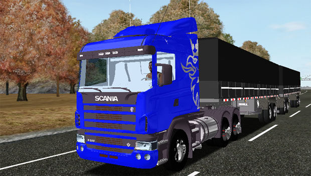 Photo of Scania R500 American Long Haul
