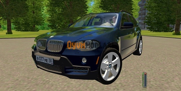 Photo of BMW X5 E70 1.3.2 City Car Driving