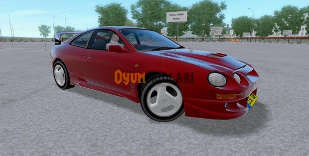 Photo of Toyota Celica – 1.2.2  City Car Driving