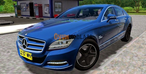Photo of Mercedes Benz CLS63 AMG 2012 – 1.3.3 City Car Driving