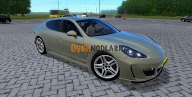 Photo of Porsche Panamera Turbo 1.3.3 City Car Driving