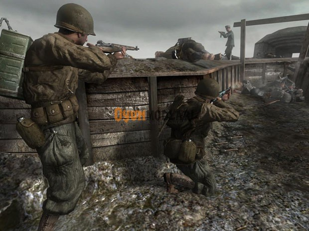 Photo of Call OF Duty 2 %100 Save Game İndir