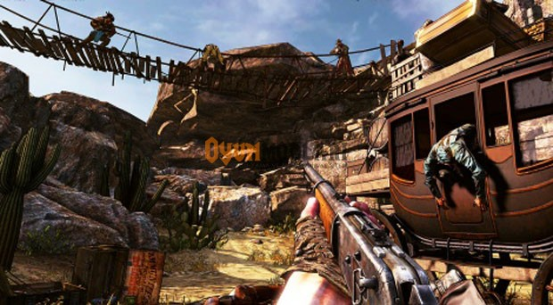 Photo of Call Of Juarez – Gunslinger Video İnceleme