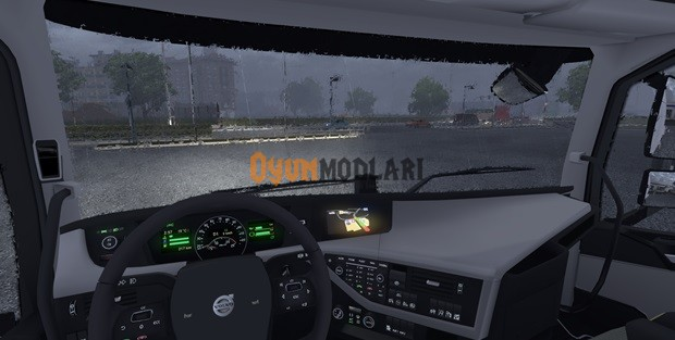 Photo of Volvo FH16 2012 Gerçekçi lnterior Euro Truck Simulator 2