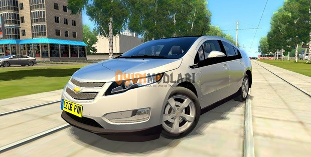Photo of Chevrolet Volt – 1.3.3 City Car Driving