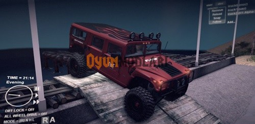 Photo of Hummer-H1-Alpha Spintires