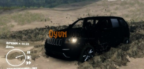 Photo of Jeep Grand Cherokee 2012 Model Spintires