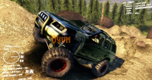 Photo of Jeep Grand Chorokee Spintires