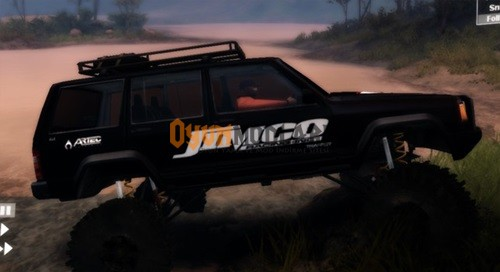 Photo of Jeep Cherokee SID Mudder SpinTires