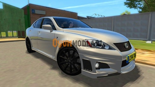 Photo of Lexus IS-F – 1.3.3 City Car Driving