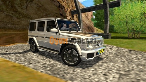 Photo of Mercedes-Benz G65 AMG – 1.3.3  City Car Driving