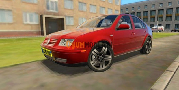 Photo of Volkswagen Bora 2003 Model 1.2.5 City Car Driving