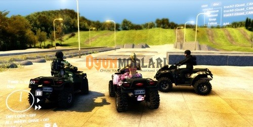Photo of QUAD 4×4 CAN-AM Outlander ATV Spintires