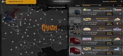 Photo of Transfutur Transport Dorse Euro Truck Simulator 2