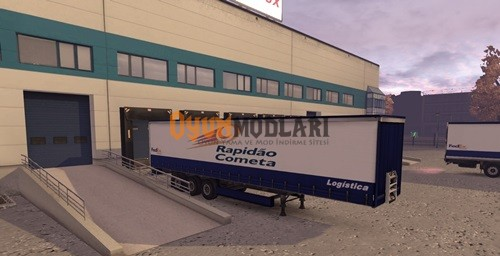 Photo of Rapidao Cometa Dorse Euro Truck Simulator 2