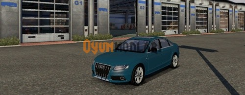 Photo of Audi RS4 Euro Truck Simulator 2