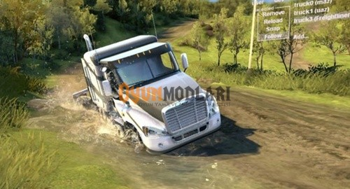 Photo of Freightliner Cascadia Kamyon Spintires