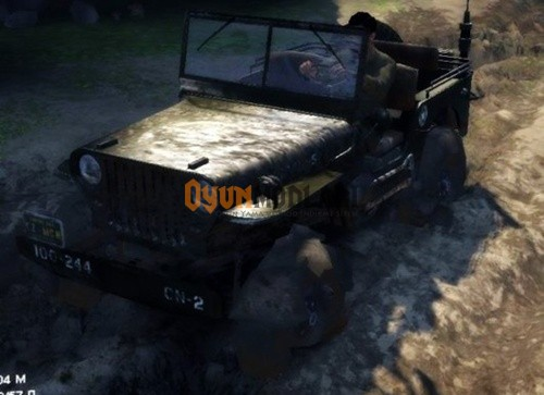 Photo of Jeep Willys Spintires