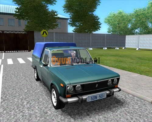 Photo of VAZ 2106 – 1.3.3 – City Car Driving