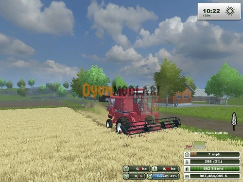 Photo of IH 1480 Biçer Döver Paketi Farming Simulator 2013