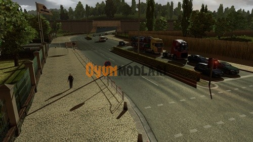 Photo of Yeni Çevre Ses Modu Euro Truck Simulator 2
