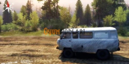 Photo of UAZ 3909 – Spintires