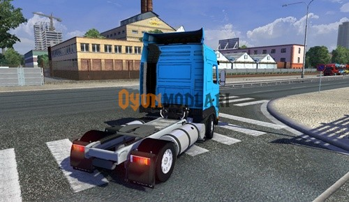 Photo of Volvo FH12 Mavi Kamyon Euro Truck Simulator 2